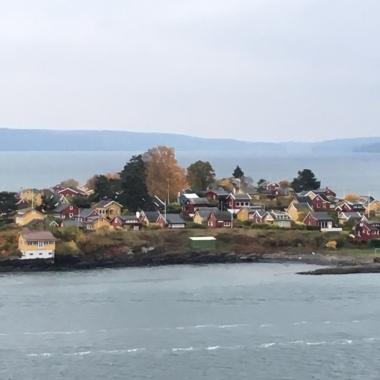 Island in the Oslo Fjord