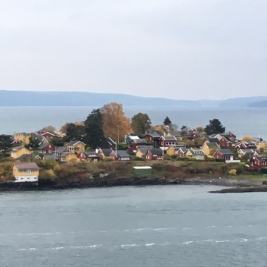 Island in the Oslo Fjord