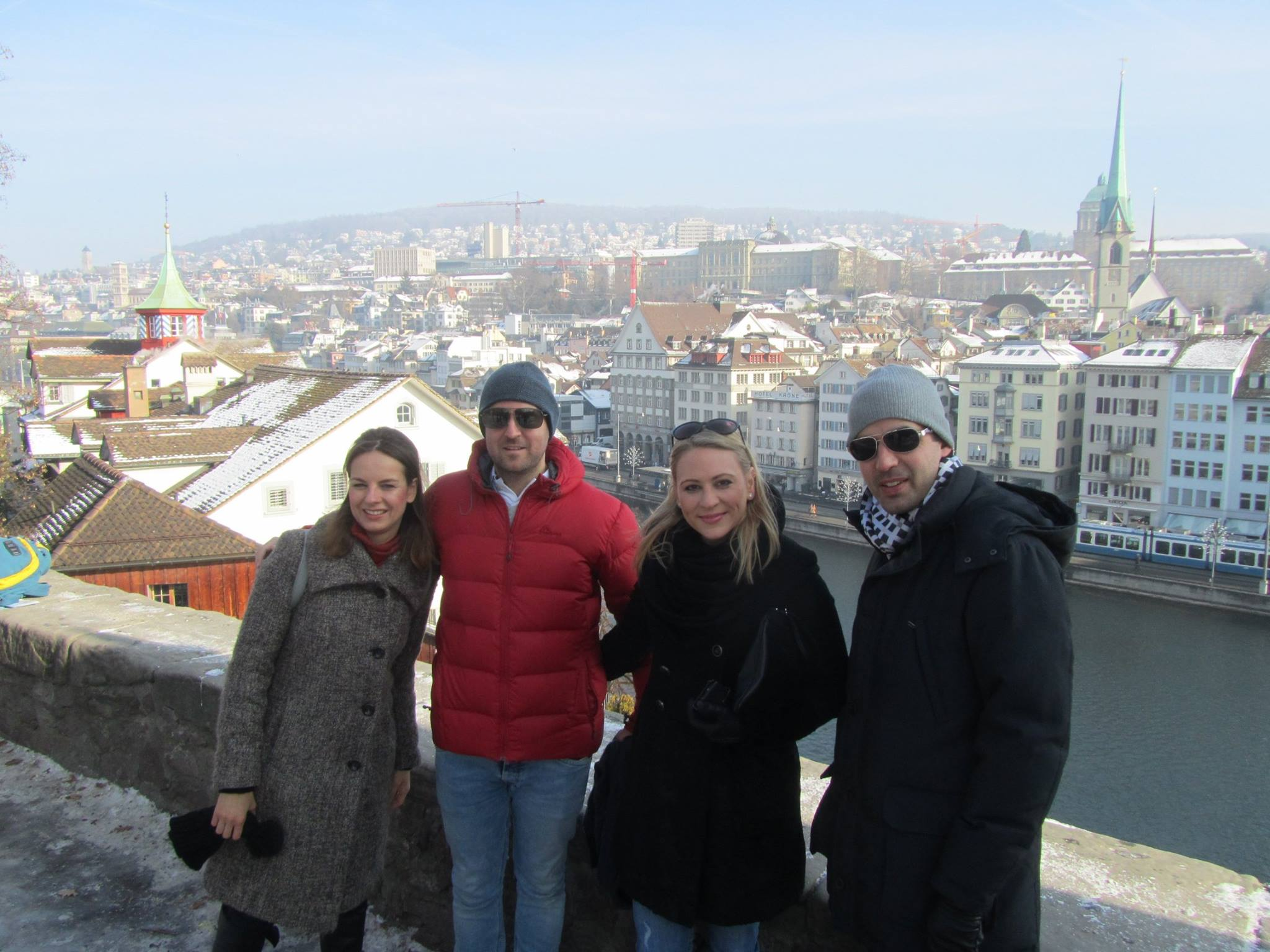 My guests from Bratislava