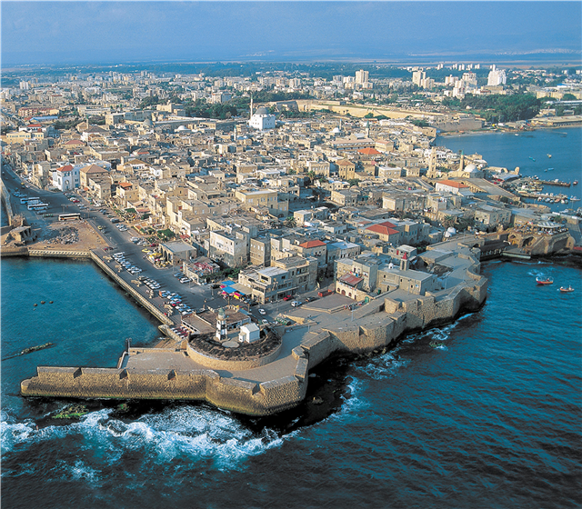 Acre - Akko 13 - Aerial view_norm