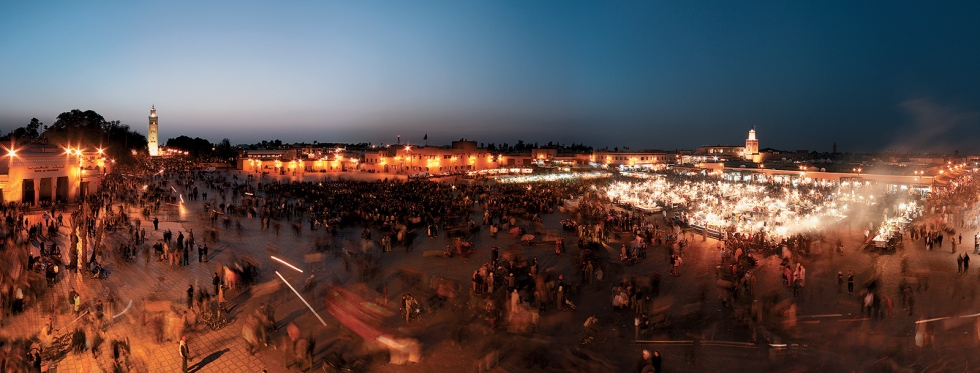 Place Jamaa el-Fna, Marrakech