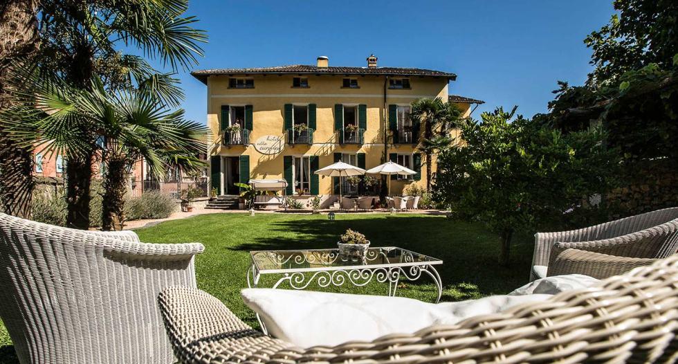 Hotel Villa Carona near Lugano, Ticino, Switzerland