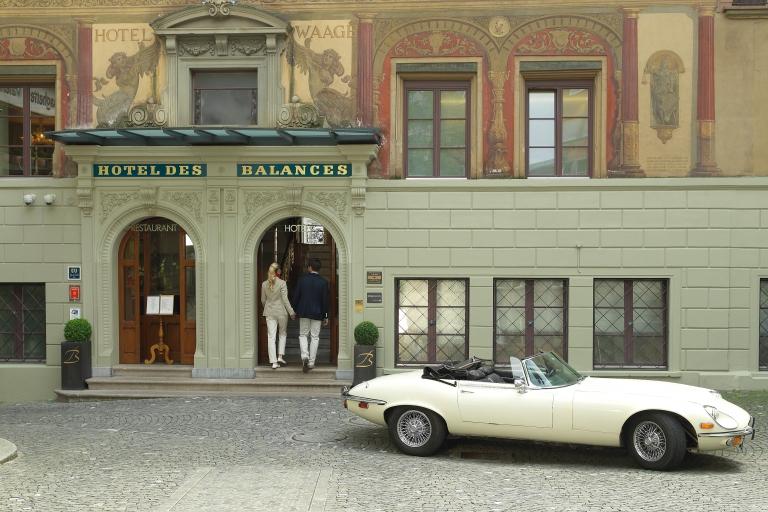 Hotel Des Balances, Lucerne, Switzerland