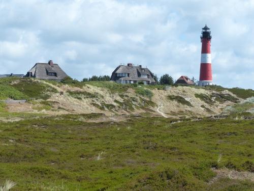 Hörnum lighthouse