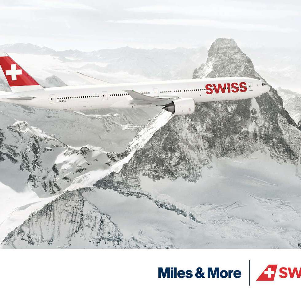 Strategies to collect Miles & More frequent flyer miles in Switzerland
