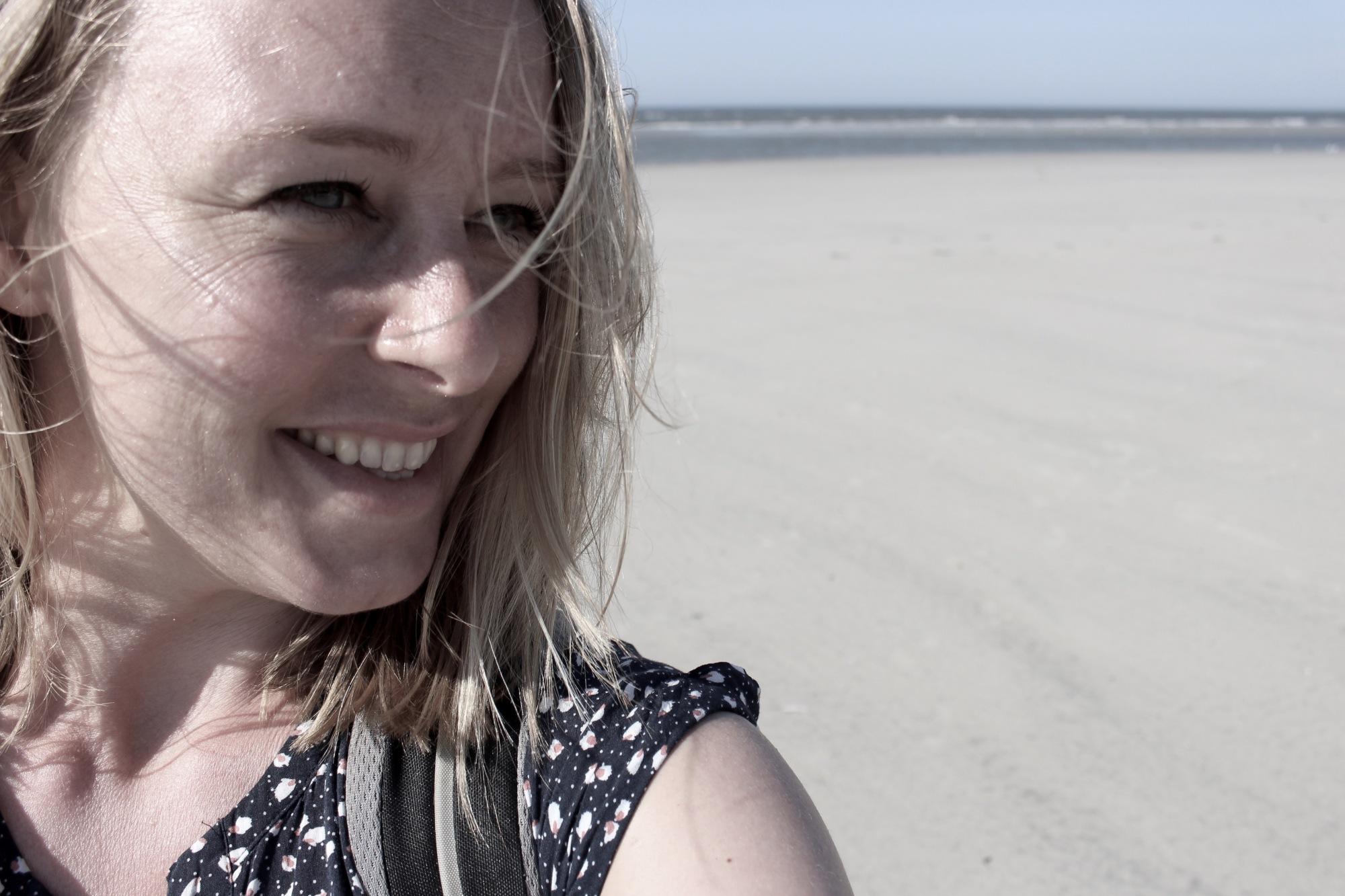 "Sarah Althaus, travel blogger at ""Rapunzel will raus"""